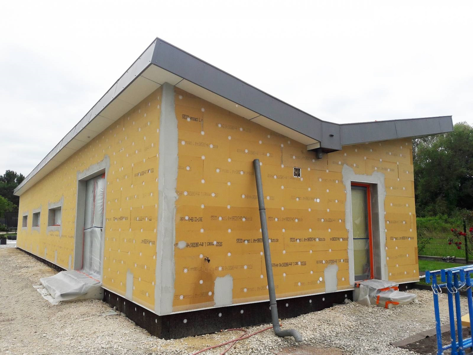 Isolation Mur Exterieur Renovation nos compétences – faÇade&co